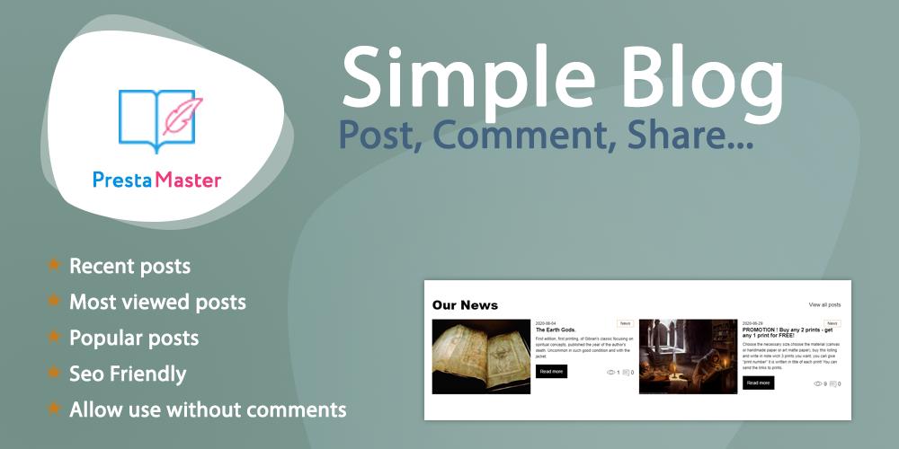 Simple SEO Blog