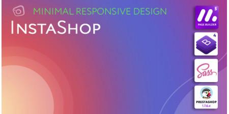 InstaShop - Autentic Theme