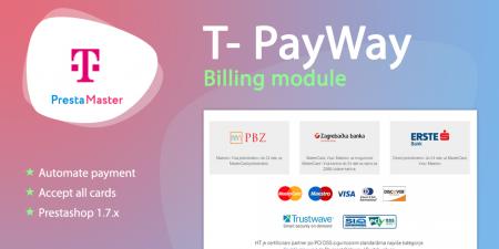 Платежи T-PayWay