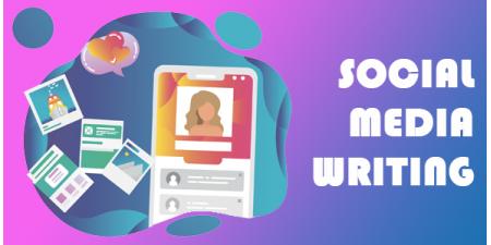 Social Media Writing Services