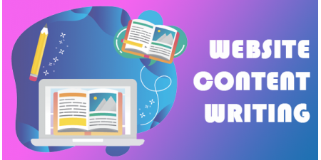 Website Content Writing...