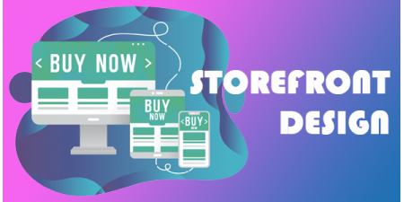 Storefront Design Services